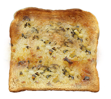 Herbed Toast picture