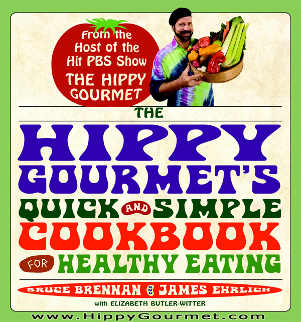 Hippy Gourmet Cookbook for Healthy Eating picture