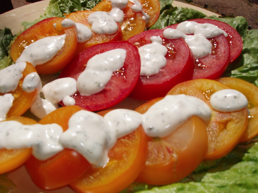 Homemade Ranch Dressing picture