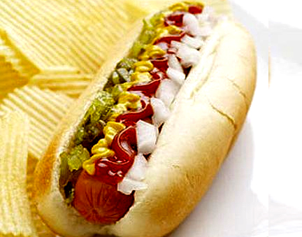 Home-Run Hot Dog picture