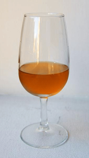 Homemade Orange Wine picture