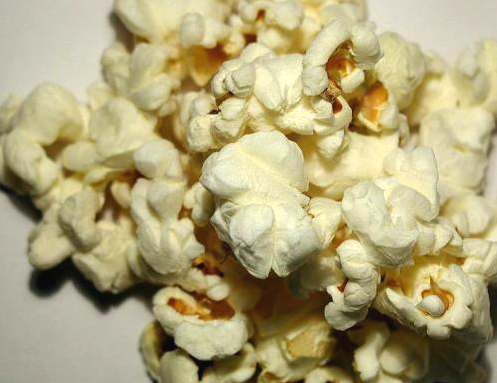Homemade Popcorn picture