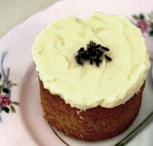 Honey and Lavender Cupcakes picture