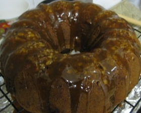 Rosh Hashanah Honey Cake picture