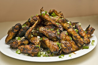 Spicy Chicken Wings picture