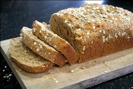 Honey Oatmeal Bread picture