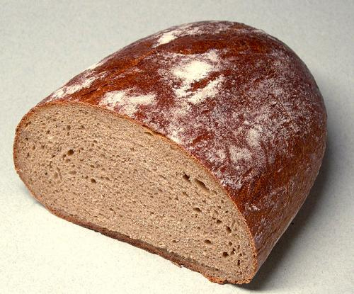 Honey Rye Bread picture