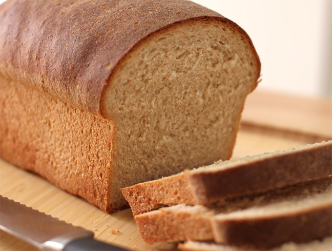 Honey Wheat Bread picture