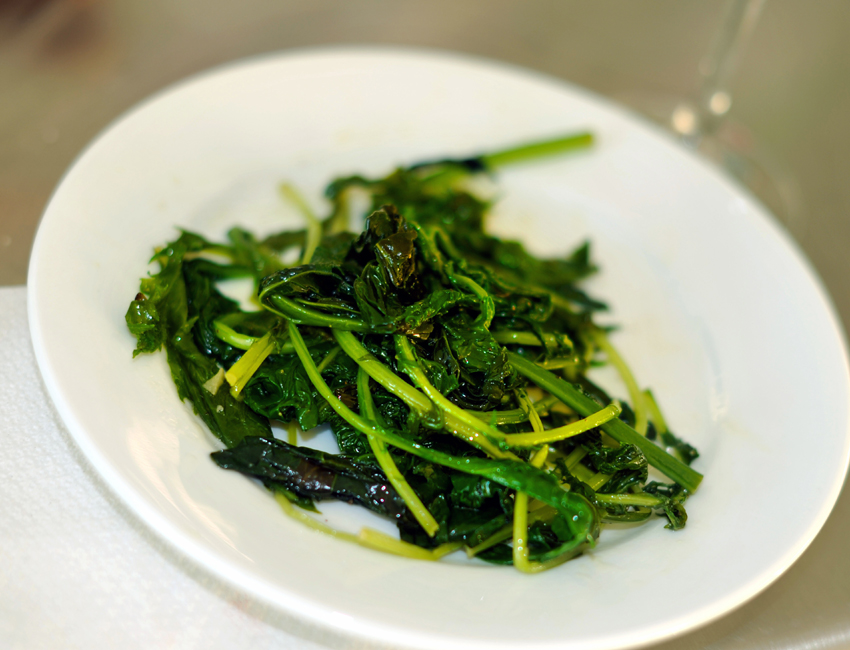 Horta - Greek Wild Greens Dish picture
