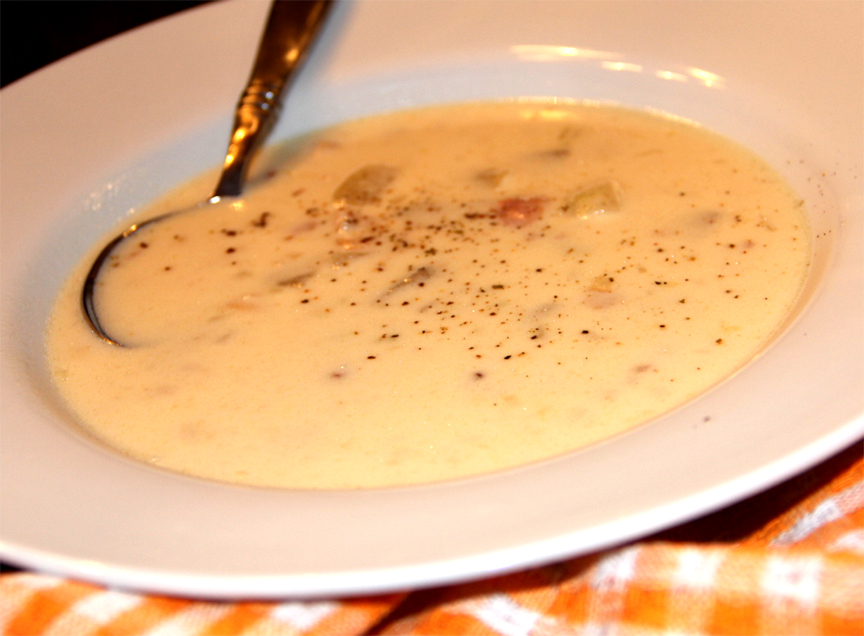 Hot and Hearty Chowder picture