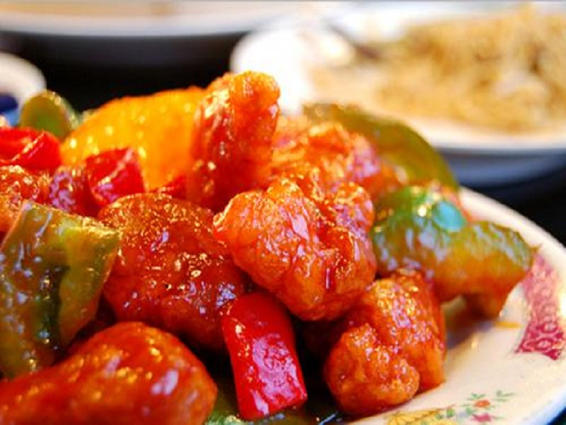 Hot And Sour Pork picture