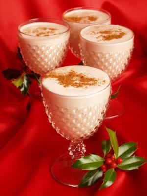 Hot Apple Cider Eggnog picture