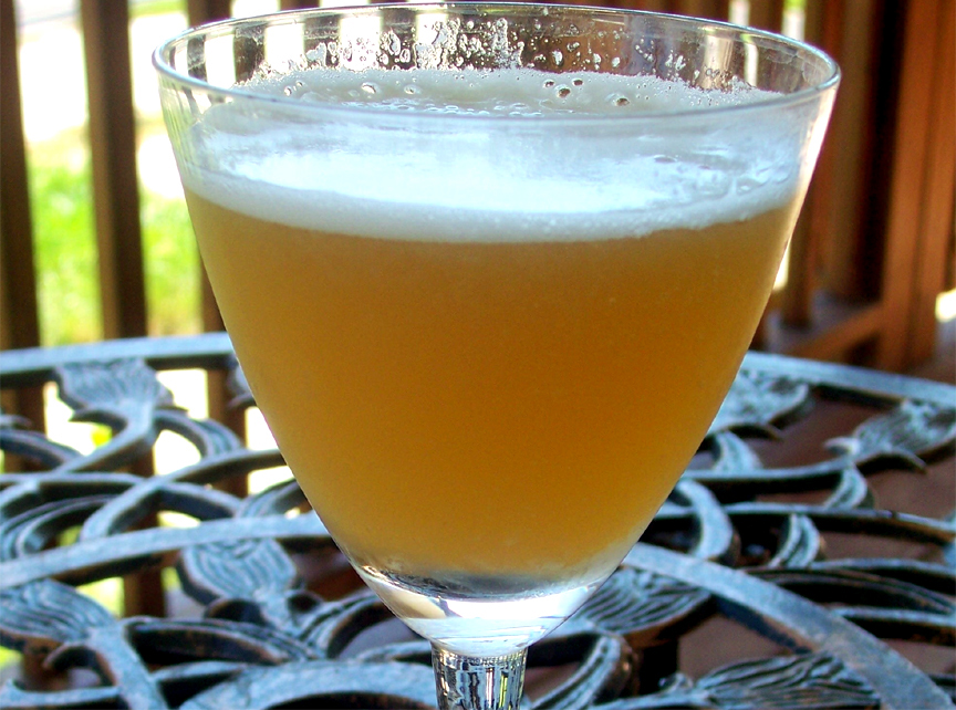 Hot Brandy Punch picture