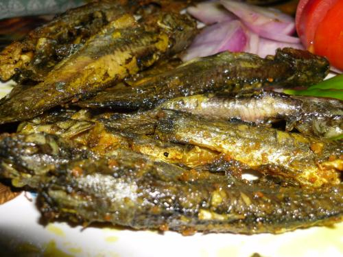 Hot Masala Fried Fish picture