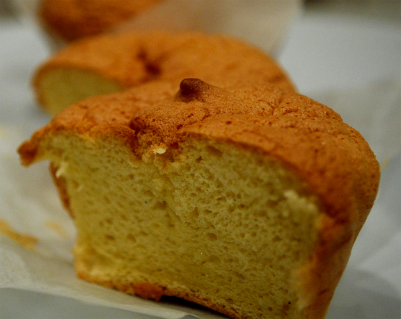 Hot Milk Sponge Cake picture
