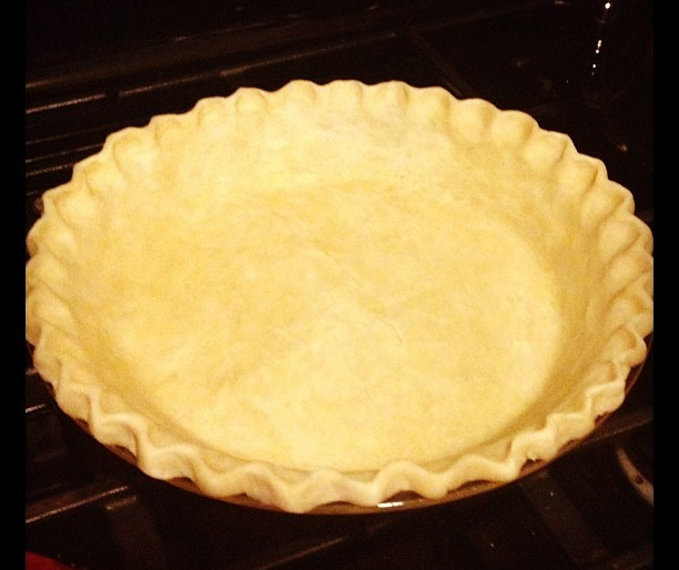 Hot Water Pie Crust picture