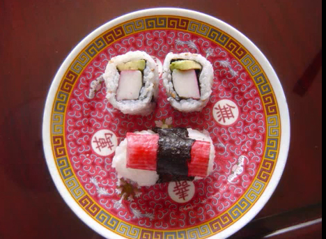 Authentic Sushi Rice picture