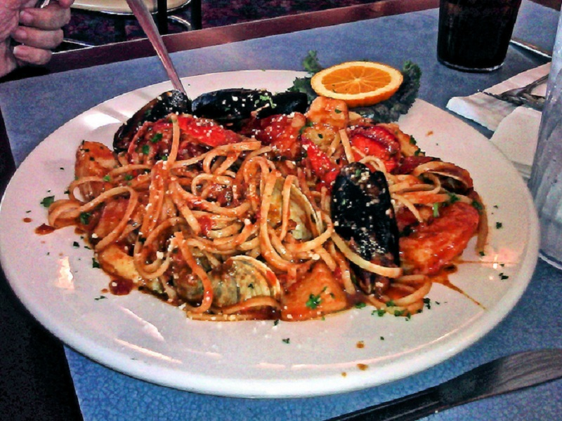Hunt's Linguine With Red Clam Sauce picture