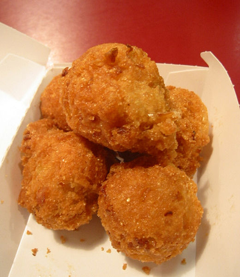 Yummy Hush Puppies picture