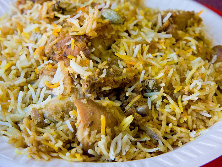 Hyderabadi Biryani picture