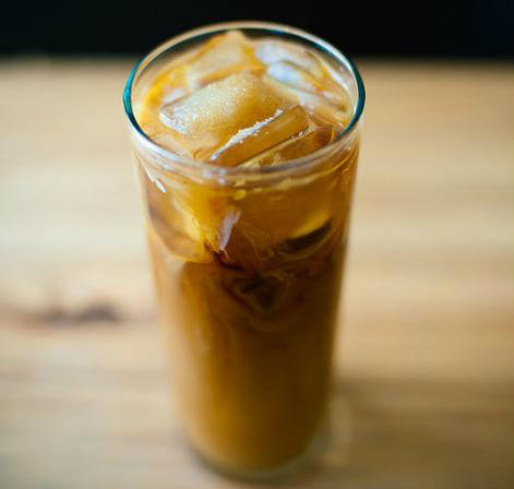 Iced Cinnamon Coffee picture