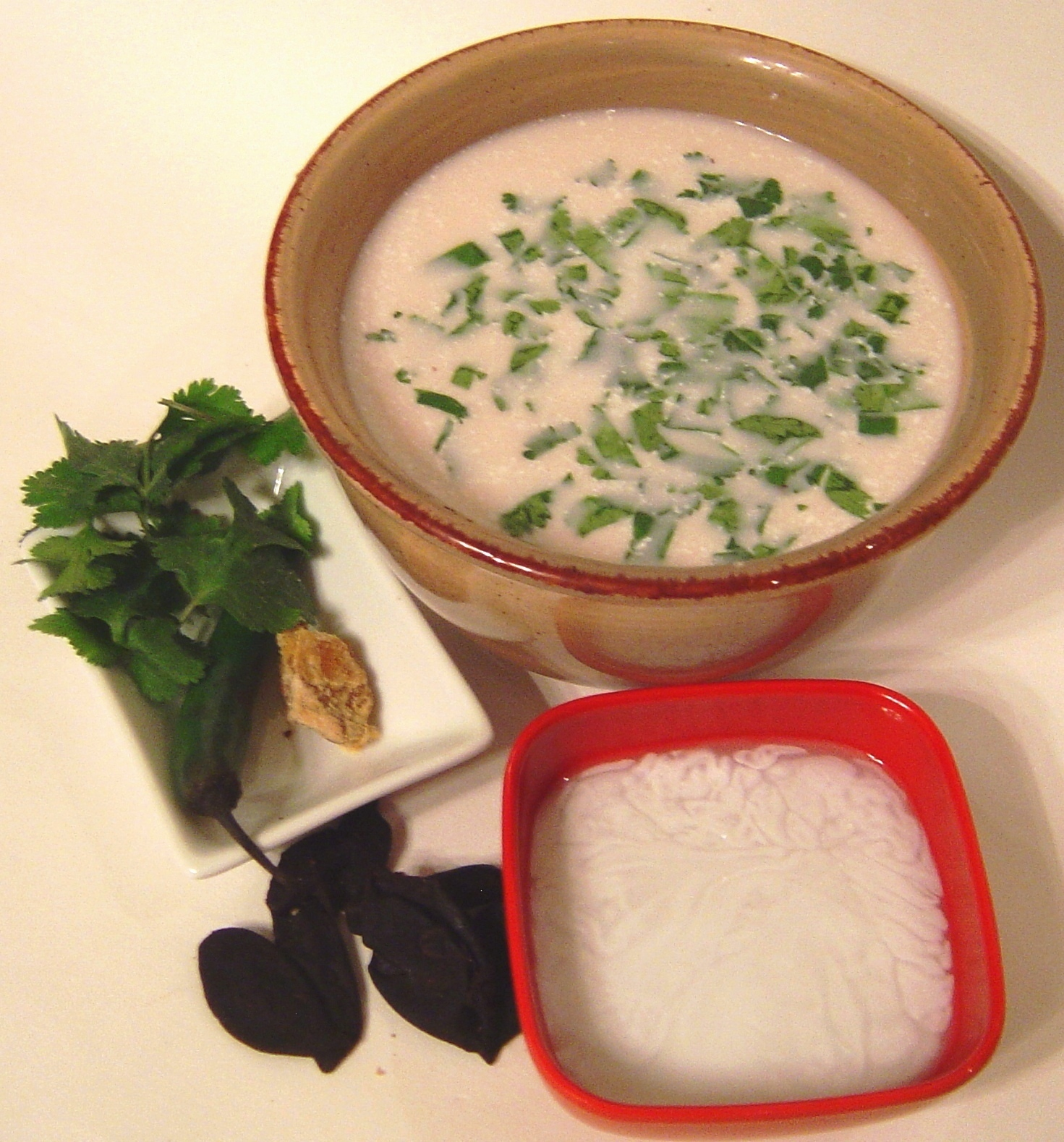 Sol Kadhi (Kokum soup) picture