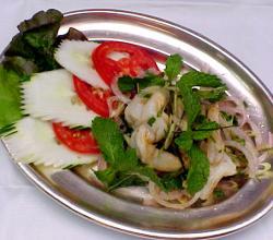 Prawn Macaroni Salad - Delightful Prawns Starters