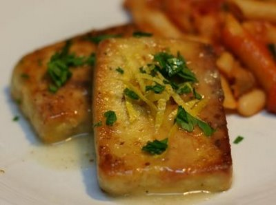 Tofu cutlets marsala make mouthwatering appetizers