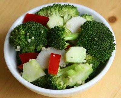 This Spring, enjoy Broccoli salad for many good reasons