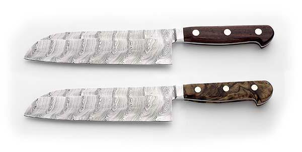 santoku vs nakiri the great japanese knife debate by richard blaine. Black Bedroom Furniture Sets. Home Design Ideas
