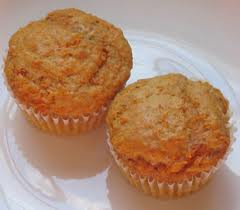 Carrot Muffins — Dessert For Diabetics