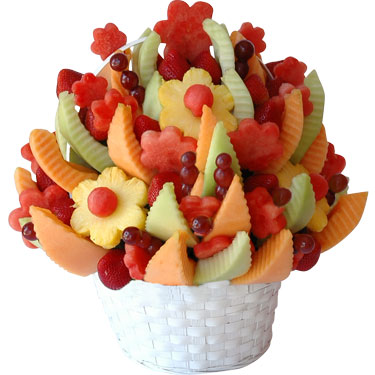 Fruit arrangements are a unique gift idea that brings exclusivity, good health and great taste