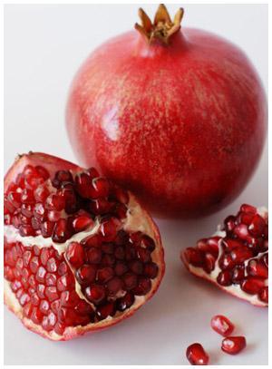 Pomegranate Rosh Hashannah