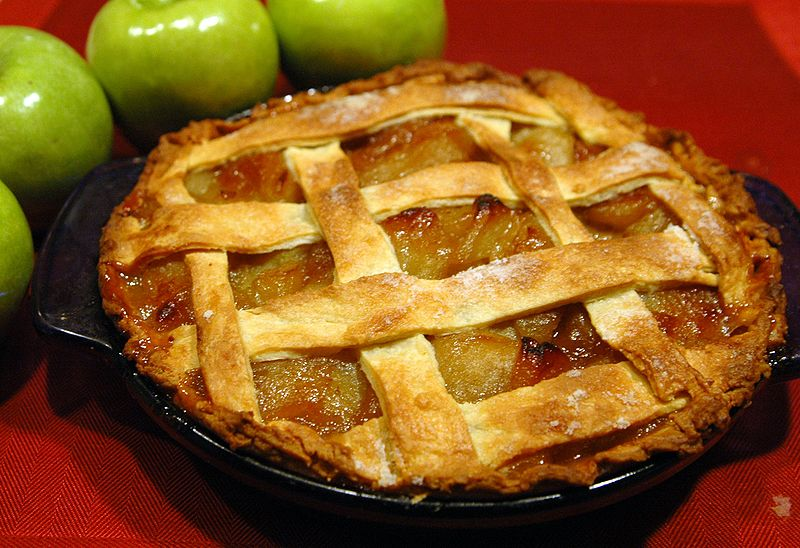 Apple Pie Toppings