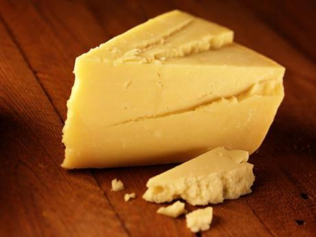 Delicious low fat cheddar cheese