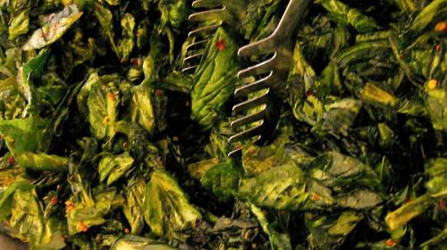 Green leafy vegetables are rich in magnesium