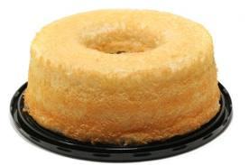 spongy angel cake