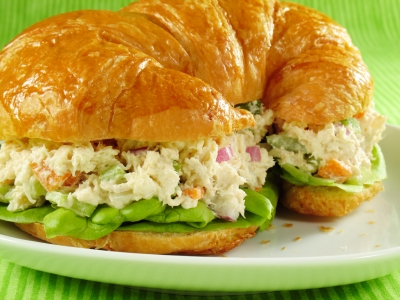 Leftover Chicken Salad - The Solution For What To Do With Leftover Chicken