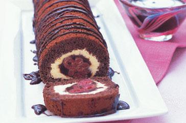 Chocolate cherry 4