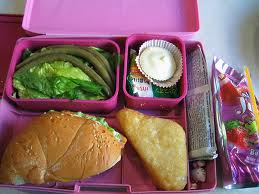 American School Lunch Ideas -- American School Lunch