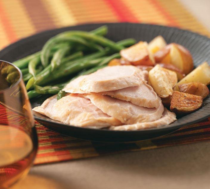 Thanksgiving healthier