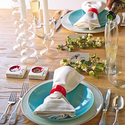 Dinner Table - Easy Dinner Ideas