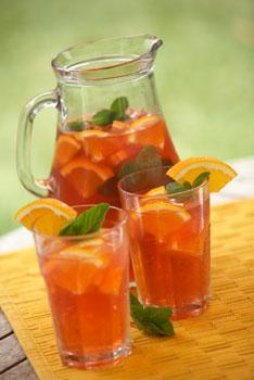 Drinking sweet tea for diabetes