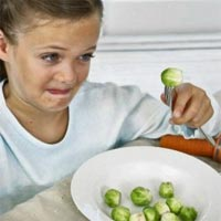 Why do children hate vegetables - genetic factors?