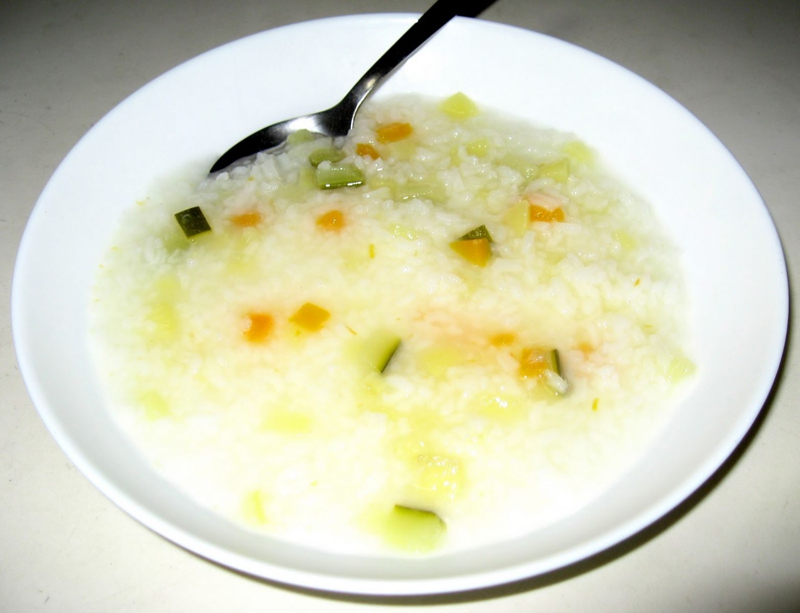Light porridge using tapioca