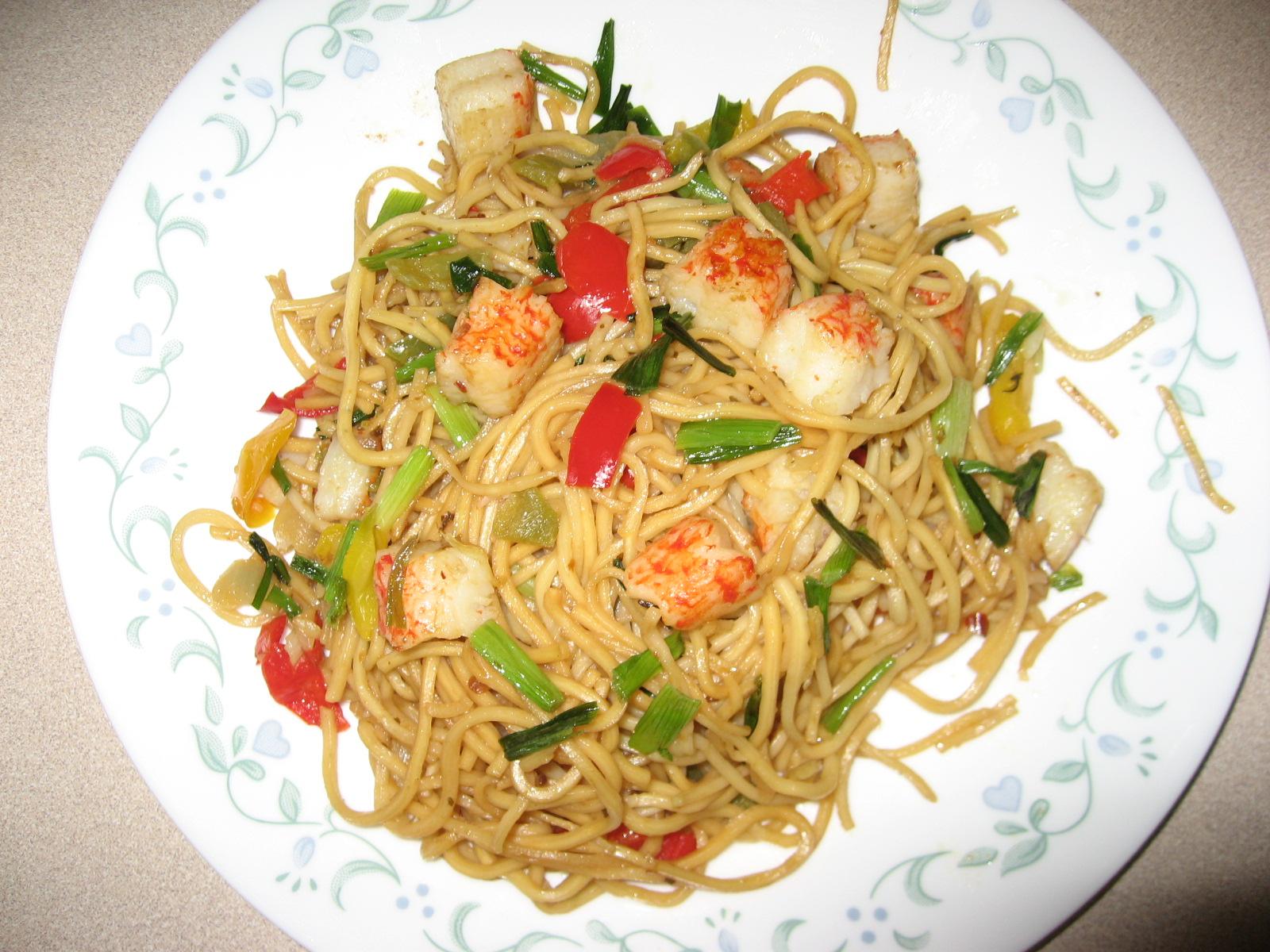 Storing Noodles