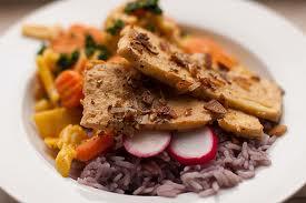Salmon Rice Hot Dish