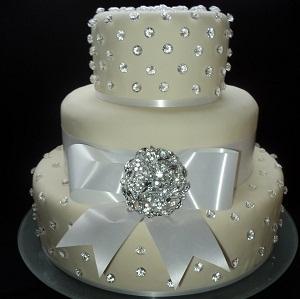 Wedding cakes 6