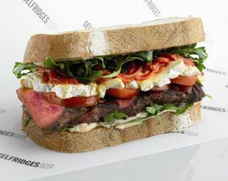 World's Most expensive sandwich
