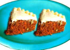 Low-Fat Carrot Cake